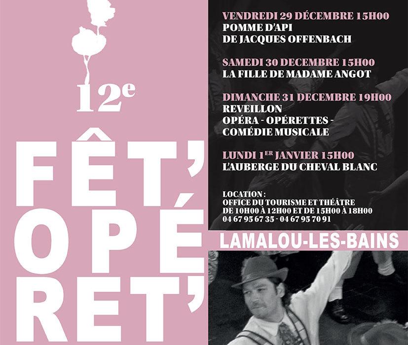 Fêt'Opéret' 2017