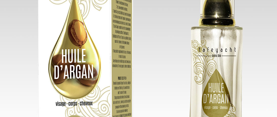 Packaging Huile d'Argan