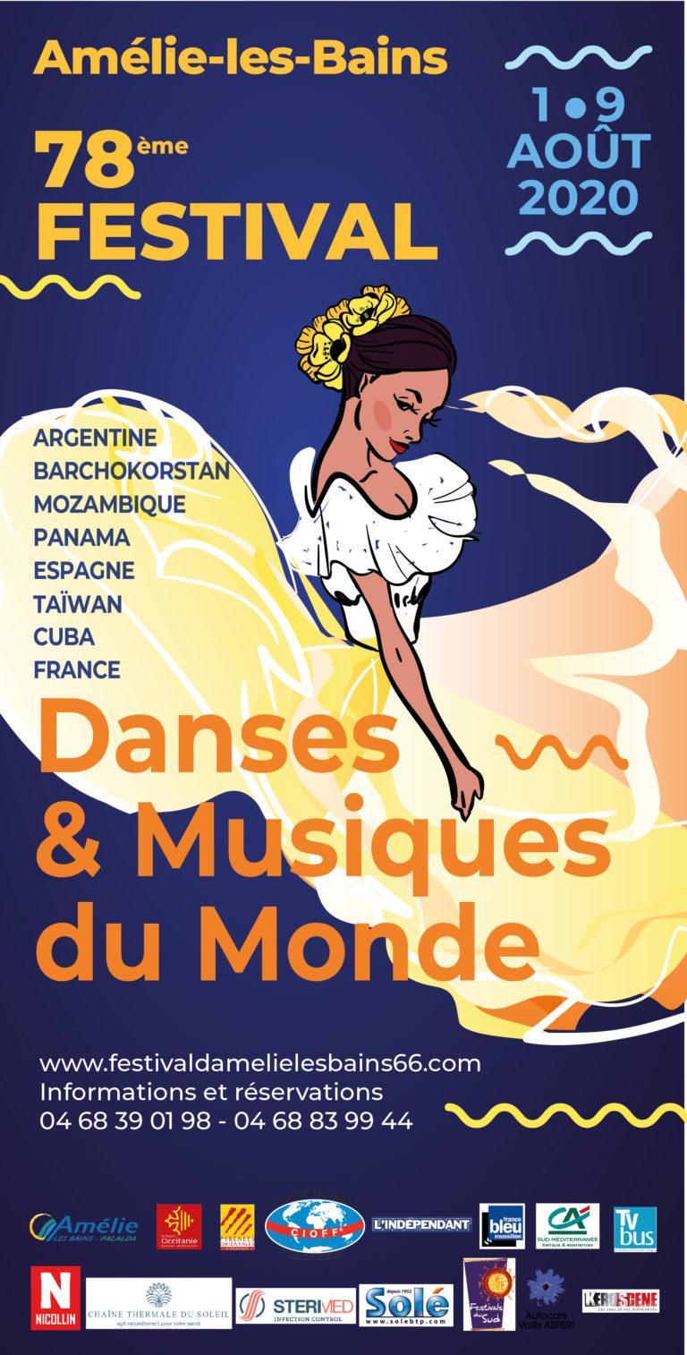 Festival Danses et Musiques du Monde