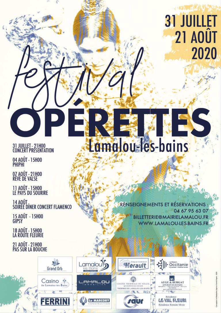 Festival Opérettes