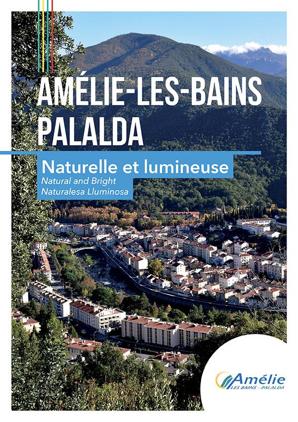 Brochure Amélie-les-Bains