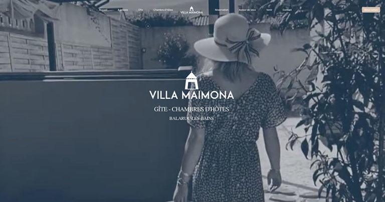 Villa Maimona